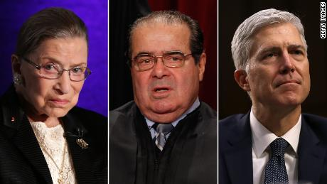 Supreme Court still feeling the impact of Antonin Scalia's death