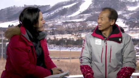 hancocks gangwon governor choi moon-soon on north korea olympic diplomacy interview_00000000