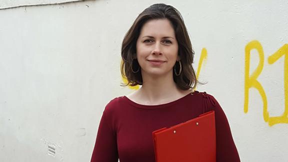 Helen Evans is Oxfam's former global head of safeguarding.