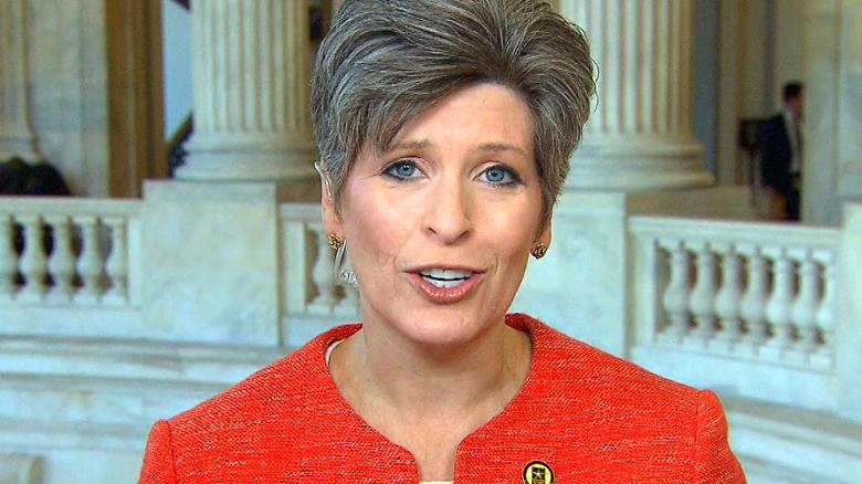 Sen. Ernst 'extremely disappointed' by Porter