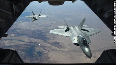 Several Russians killed in US airstrikes in Syria, friends say
