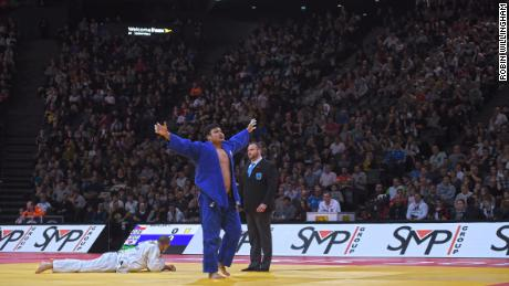 Krpalek is still adapting to the 100kg+ category, and was defeated at the Paris Grand Slam by South Korea's Sungmin Kim.