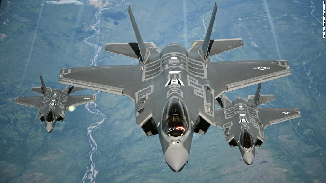 Israel Akui Pesawat Siluman F-35 Miliknya Sudah Aktif Berperang