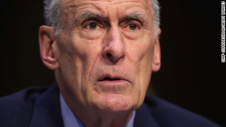 Director of National Intelligence Dan Coats testifies before the Senate Intelligence Committee in the Hart Senate Office Building on Capitol Hill February 13, 2018 in Washington, DC. (Chip Somodevilla/Getty Images)
