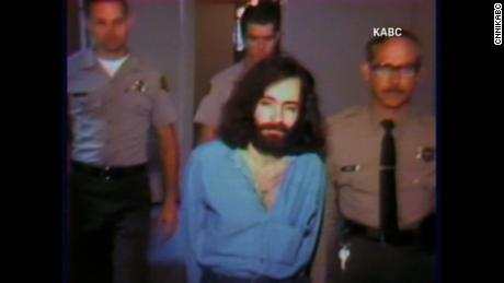 ####2012-10-05 00:00:00 SUGGEST ARCHIVE ####2009-11-14 00:00:00 ##  Charles Manson turns 75 ##  CNN's Ted Rowlands reports about Charles Manson, imprisoned 40 years ago for his involvment in gruesome murders. ##  0 ]] C2.1 G 0 [[ Non-CNN material... no need to font-- Exclusive photos provided to CNN; prison/jail mug shots; personal photos 0:44-58 Ted Rowlands Corcoran, California  1:00-15 (*MANDATORY*) From C. Manson and FamilyJams.com  2:14-26 'Gray Wolf' Manson Friend  2:53-3:08 KABC  3:20-29 'Star' Manson Friend  3:48-55 WCPH  4:10-19 'Gray Wolf' Manson Friend ## PLEASE CUT ROWLANDS PKG ## for in session## Please edit vo of Manson walk shot (2:59 - 3:07) and prefont KABC, then use series of mug shots (:33 - :43); pad out w/ manson 'girls' walking (2:52 - 2:59), then loop Manson for TRT 1:00   trying to find additional broll of Manson in court we can throw in....  Thx, Chris 7-5566##