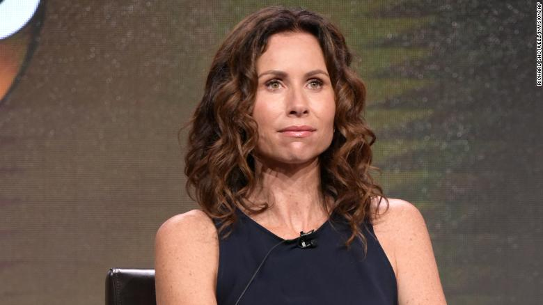 Minnie Driver Seen Here In  Was An Ambassador For The Uk Based