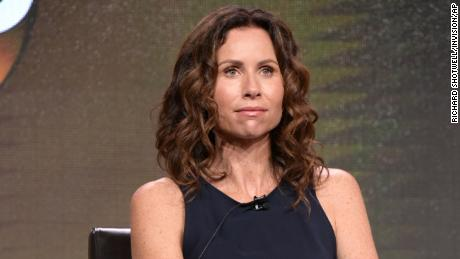 Minnie Driver, seen here in 2016, was an ambassador for the UK-based charity for two decades.