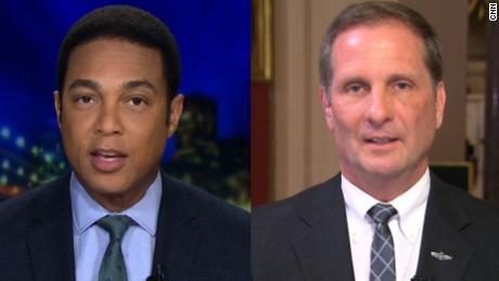 Don Lemon, Rep Chris Stewart