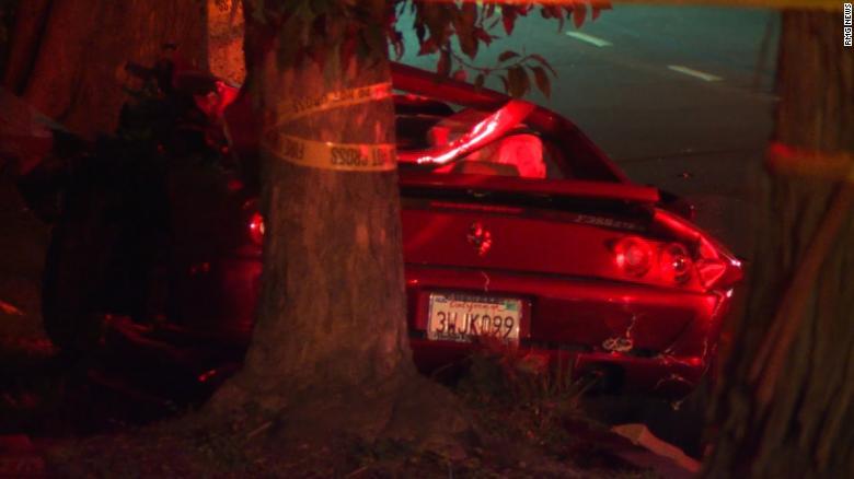 Bill Haas Injured In Car Crash That Killed 1 In Los Angeles Cnn