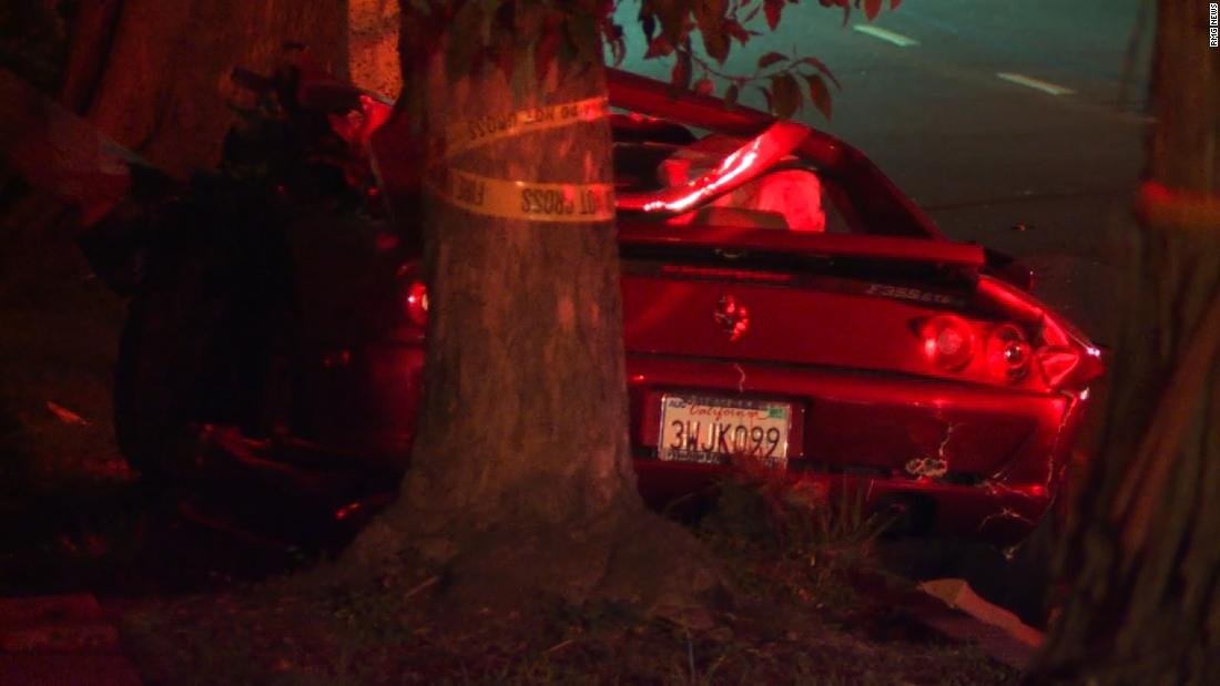 Luke Wilson, Bill Haas involved in fatal wreck - CNN Video on
