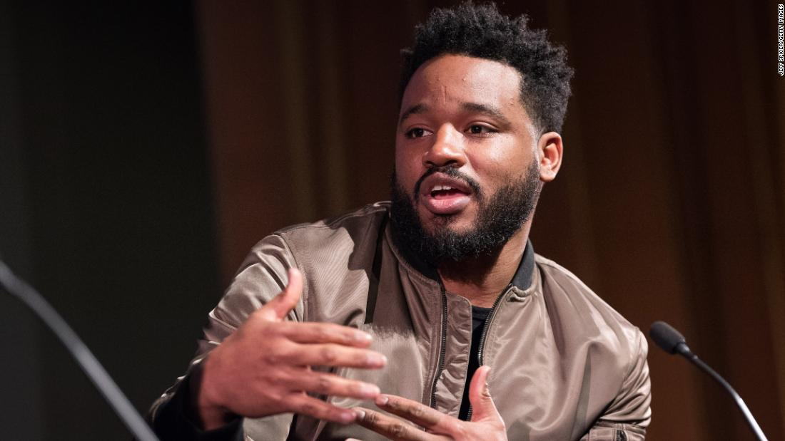 Director Ryan Coogler.