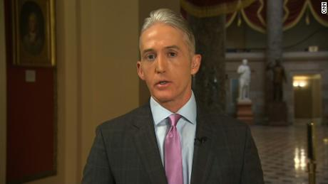 trey gowdy retirement