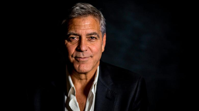 Good-guy George Clooney is not an act, thanks to his parents