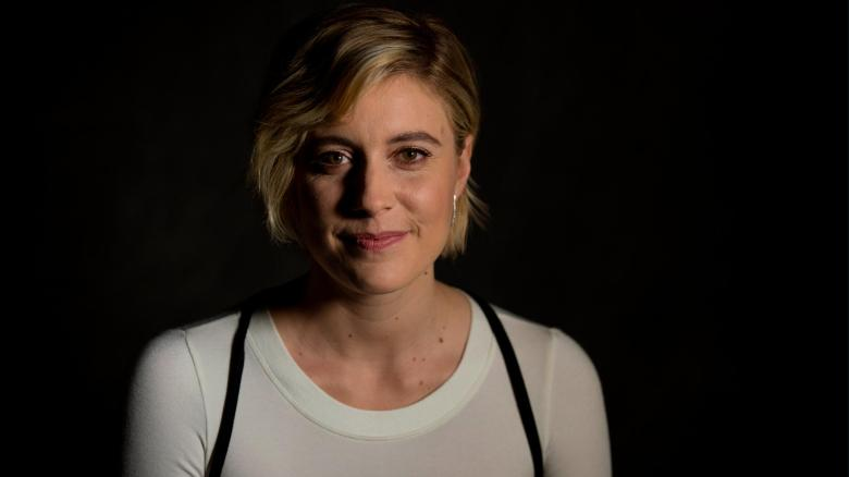 Greta Gerwig started directing in kindergarten