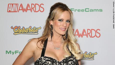 Stormy Daniels' manager says the porn star 'is going to tell her story'