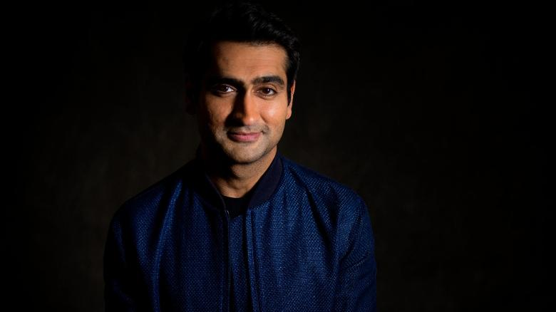 Kumail Nanjiani's 'Big Sick' inspiration