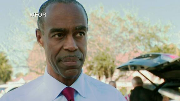 Broward County Superintendent Robert Runcie