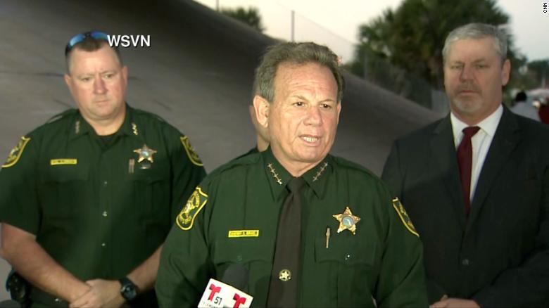 Police: At least 17 dead in FL school shooting