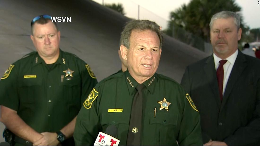 Police: At least 17 dead in FL school shooting - CNN Video