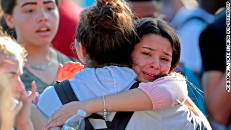Witnesses remember horrific school shooting