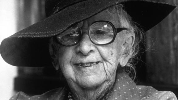 Marjory Stoneman Douglas (1890 - 1998)