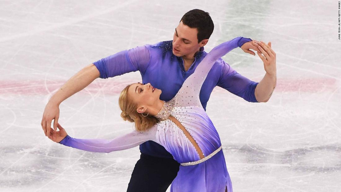 Aliona Savchenko and Bruno Massot gave Germany gold in pairs figure skating. They broke their own world record for highest score in a free skate.