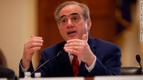 Shulkin tells House that 'optics' of Europe trip are 'not good'