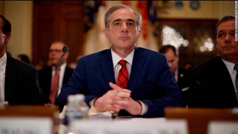 Sources: VA secretary and Trump at odds