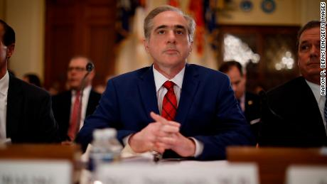 Who's calling the shots at the VA? Shulkin says he is, with the President's support