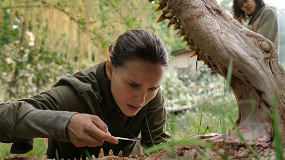 "Advocacy groups have accused the sci-fi film ""Annihilation"" of ""whitewashing"" characters like Natalie Portman's Lena who is described as being of Asian heritage in the sequel to the novel the movie is based on."