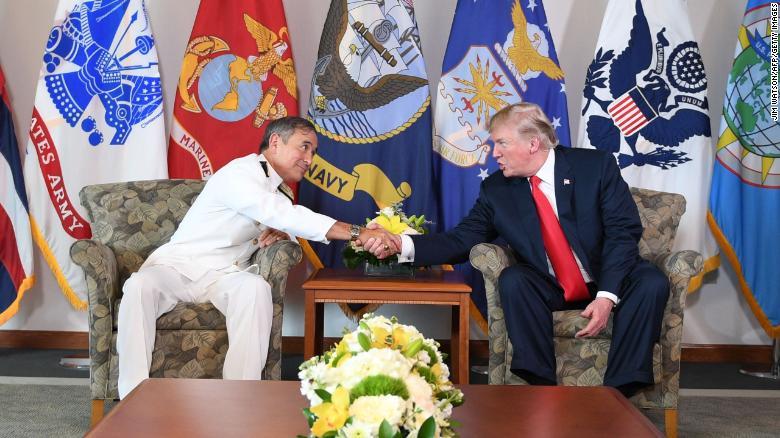 Pompeo wants to switch Australian ambassador pick to South Korea