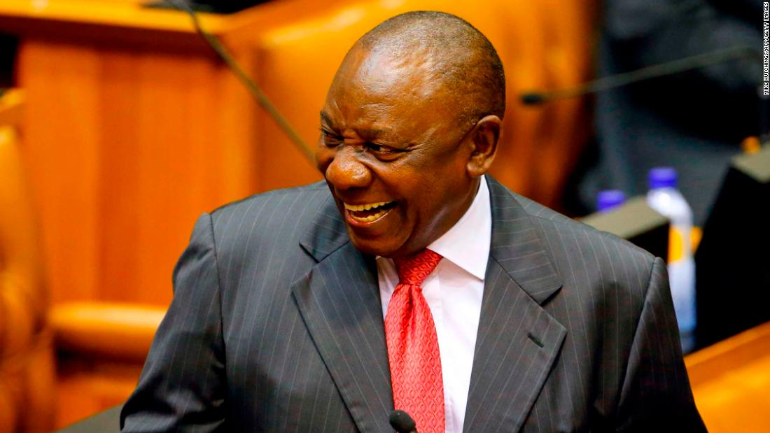Cyril Ramaphosa confirmed as South Africa's President after Zuma quits