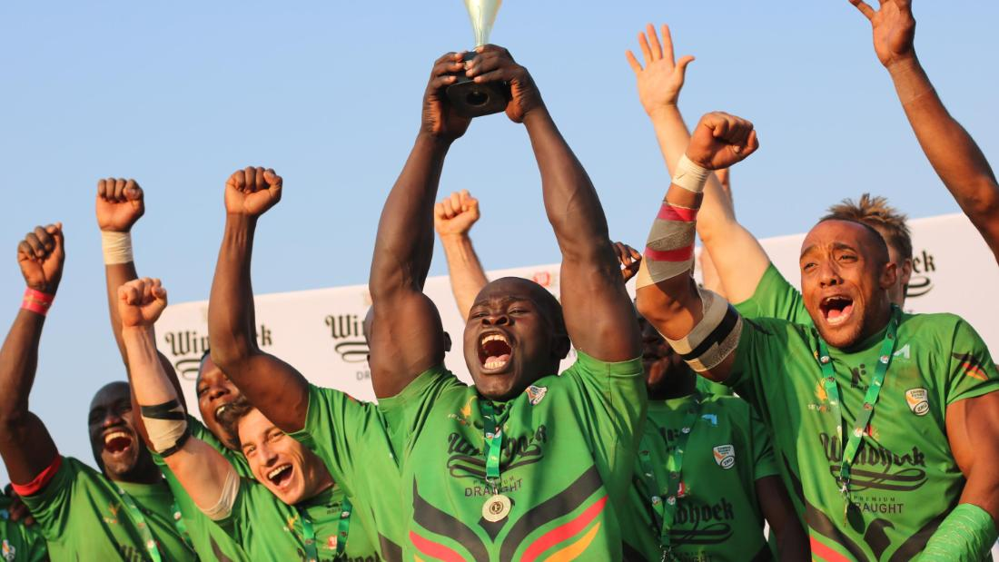 Zambia relishes 'once in a lifetime' game against All Blacks