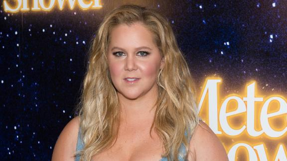 """Amy Schumer told her seven million Instagram followers that """"hitting the (NFL) with the advertisers is the only way to really hurt them."""""""