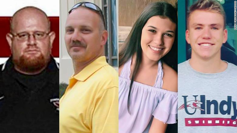 These Are The Victims Of The Florida School Shooting Cnn