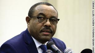 Ethiopian prime minister resigns after years of turmoil