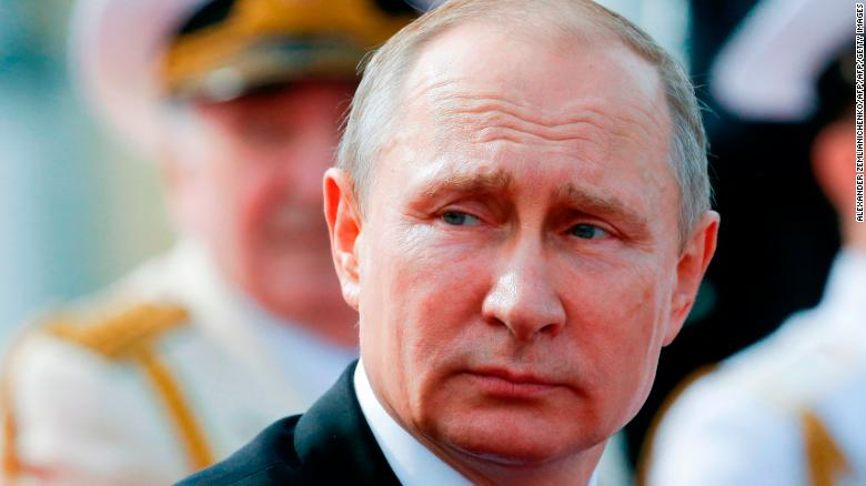 Putin accused of chemical weapons cover-up