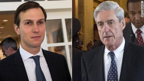 Sources: Mueller probe stymies Kushner security clearance
