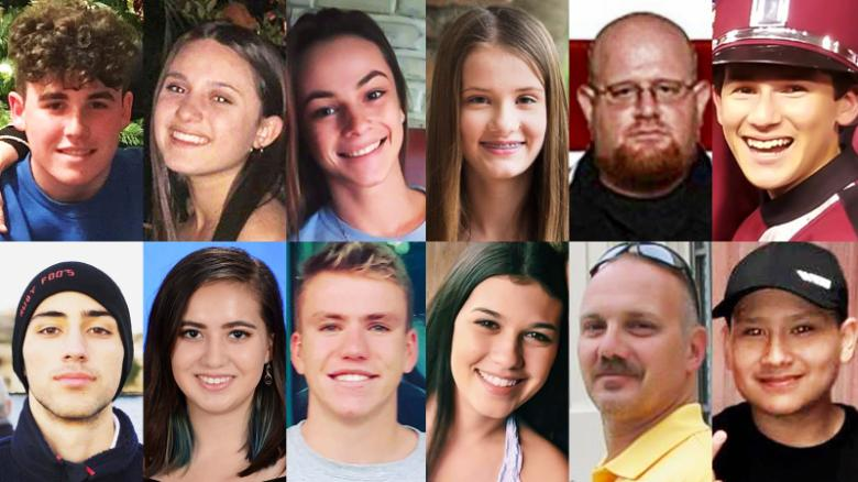 Trump To Meet With People Affected By School Massacres