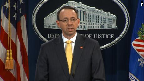 Rod Rosenstein 02162018