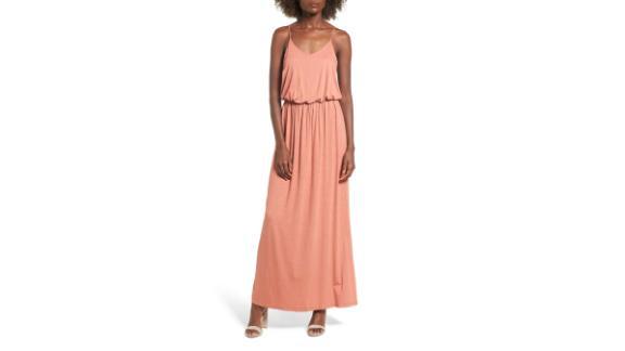 LUSH Knit Maxi Dress ($38.90, originally $52; nordstrom.com)