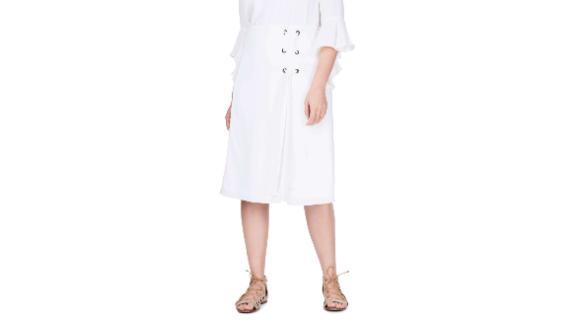 ELVI Lace-Up Skirt ($76.80, originally $128; nordstrom.com)