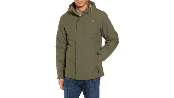 The North Face Inlux Hooded Jacket ($149.25, originally $199; nordstrom.com)