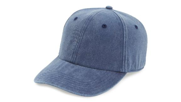 Treasure & Bond Canvas Baseball Cap ($11.40, originally $19; nordstrom.com)