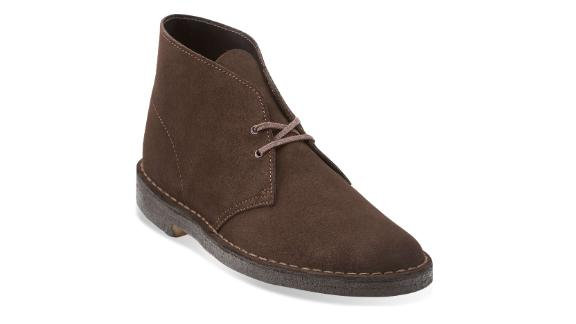 Men's Footwear and Accessories   Clarks Desert Boot ($90.45, originally $130; nordstrom.com)