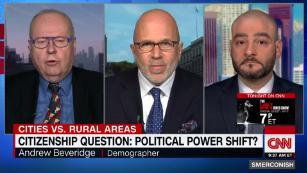 Citizenship question: political power shift?