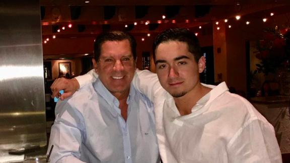 Eric Bolling and his son, Eric Chase Bolling