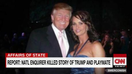 Report: Natl Enquirer killed story of Trump & Playmate_00003723