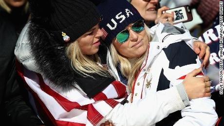 Vonn responds to vitriol after disappointing performance