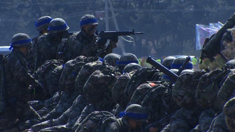 The South Korean training ground for assassins